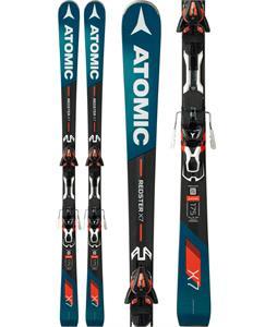 Atomic Redster X7 Skis w/ XT 12 Bindings