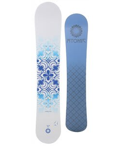 Atomic Tika Cap Snowboard 154