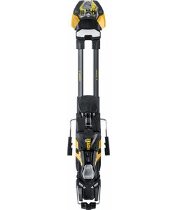 Atomic Tracker 16 L Ski Bindings Black/Yellow