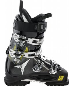 Atomic Tracker 90 Ski Boots Black/Black Transparent