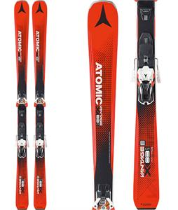 Atomic Vantage X 83 CTI Skis w/ Warden 13 MNC DT Bindings
