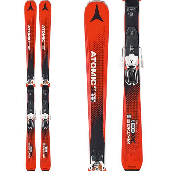 Atomic Vantage X 83 CTI Skis w/ Warden 13 MNC DT Bindings