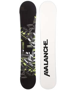 Avalanche Source Snowboard 155