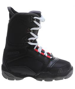Avalanche Surge Jr Snowboard Boots Black
