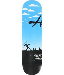 Alien Workshop By Any Means Drone Skateboard Deck
