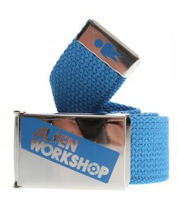 Alien Workshop Filmworks II Web Belt Blue
