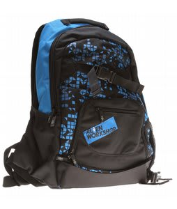 Alien Workshop Geometron Backpack Black Royal