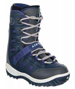 Airwalk Sonar Snowboard Boots Navy Kids