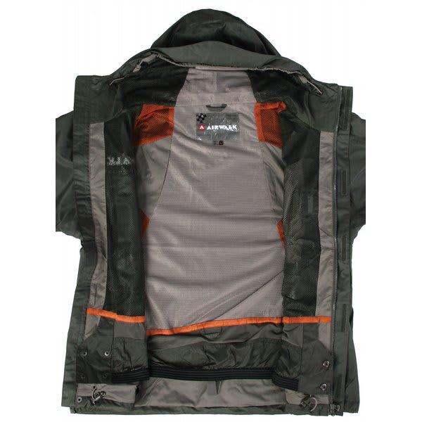 On Sale Airwalk Twosevs Snowboard Jacket Up To 80% Off