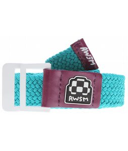 AWSM Nicole Belt Aqua/Purple