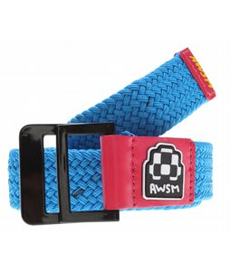 AWSM Nicole Belt Cyan/Magenta