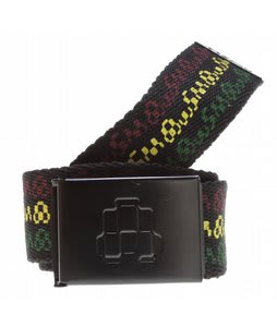 AWSM Web Belt Rasta