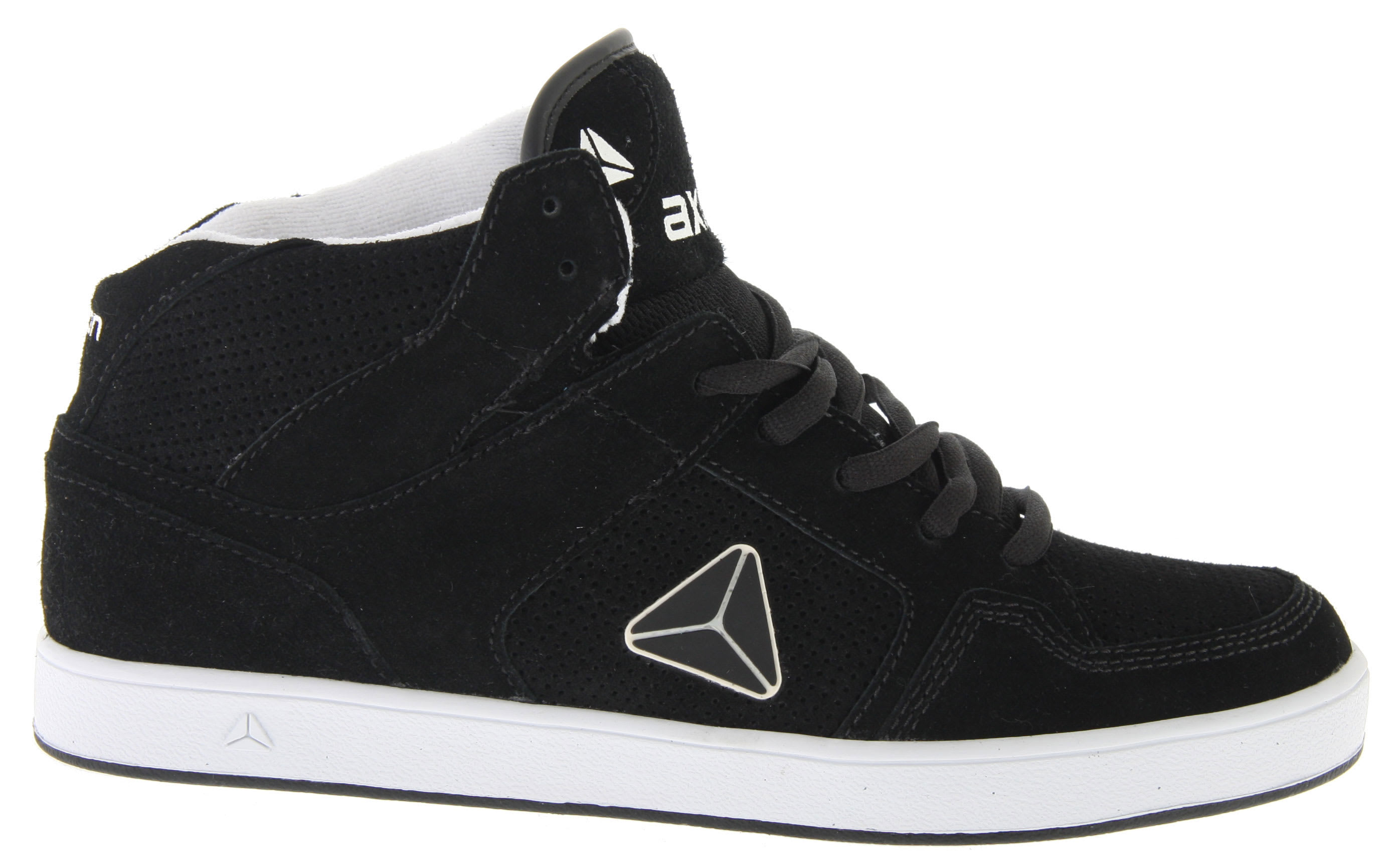 Shop for Axion Atlas Shoes Black - Men's