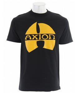 Axion Ax Banger T-Shirt Black