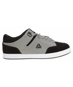 Axion Mandela Skate Shoes Gray/Black