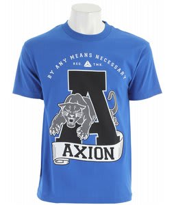 Axion Panther Alumni T-Shirt Royal Blue