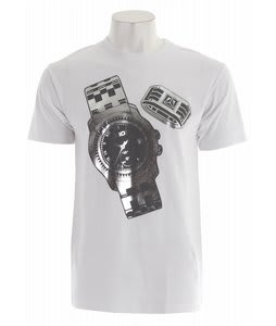 Axion Tag 2 T-Shirt White