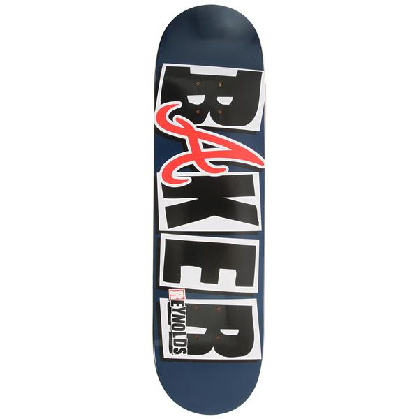 Baker Andrew Reynolds Icon Navy Skateboard