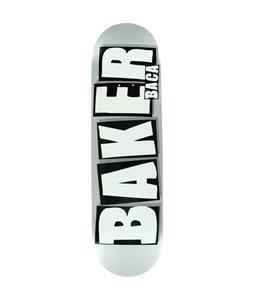 Baker Bacca Brand Name Skateboard Deck