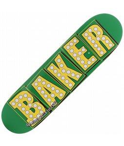 Baker Bake Junt Skateboard Green 8.25