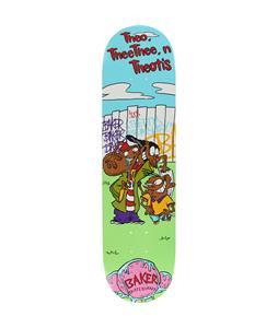 Baker Beasley Theo, Thee, Thee Skateboard Deck