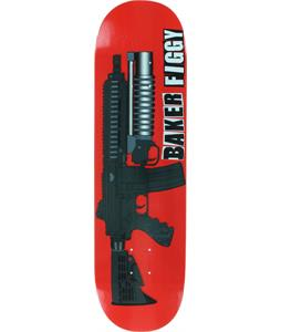 Baker Figueroa Assault Skateboard Deck