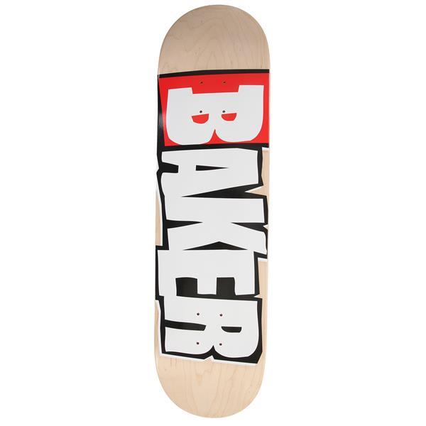 Baker Reset Logo Skateboard Deck