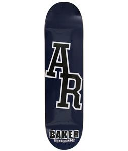 Baker Reynolds AR Skateboard Blue 8.19in