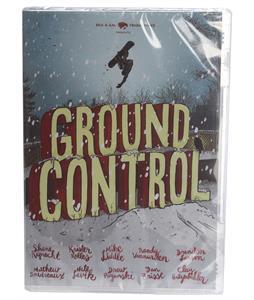 Bald E-Gal Ground Control Snowboard DVD