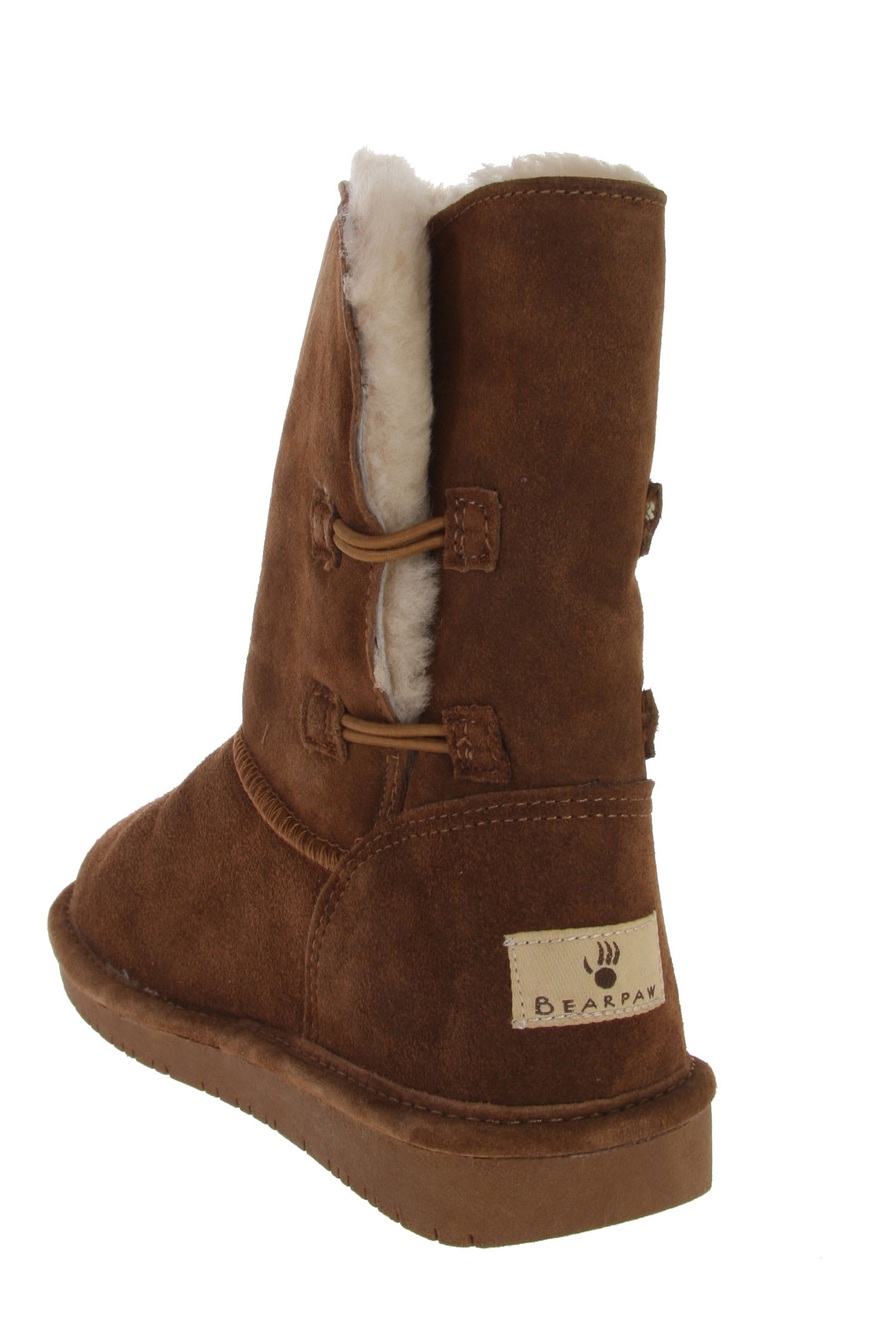 On Sale Bearpaw Abigail 8 Inch Street Boots Womens Up To