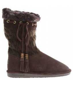 Bearpaw Constantine Solid Knit Casual Boots