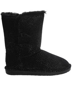 Bearpaw Diva Boots Black/Silver