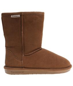 Bearpaw Emma Short Boots Hickory