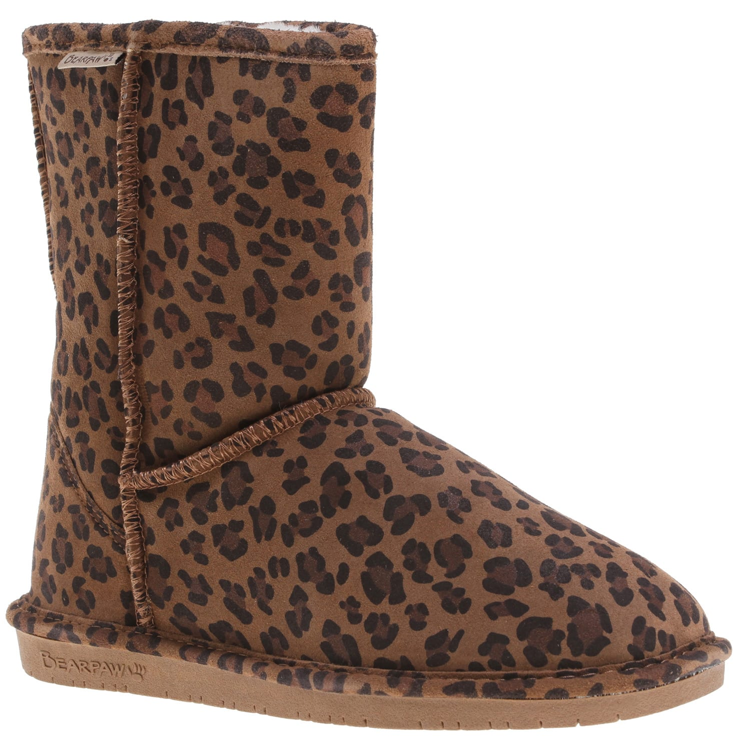 Bearpaw Girl's Belle Youth Snow Boots Black Suede Sheepskin 2 Little Kid M. Average rating: out of 5 stars, based on reviews. New $ Bearpaw Eva Short Round Toe Suede Winter Boot. Average rating: out of 5 stars, based on reviews. Reduced Price. from $ 5/5(2).