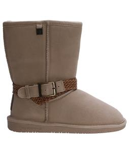 Bearpaw Kambria Boots Camel/Hickory Belt