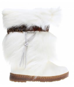 Bearpaw Kola Casual Boots White