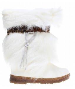 Bearpaw Kola Boots White
