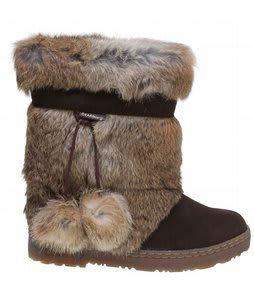 Bearpaw Tama Boots Chocolate Tipped Fur