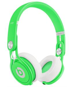 Beats Mixr Headphones Neon Green