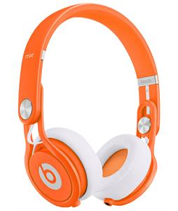Beats Mixr Headphones Neon Orange