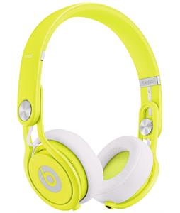 Beats Mixr Headphones Neon Yellow