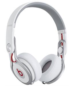 Beats Mixr Headphones White