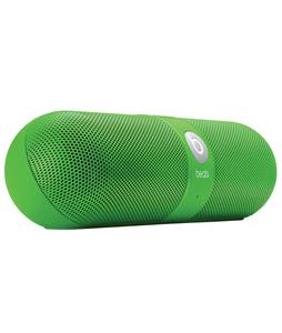 Beats Pill Speakers Neon Green