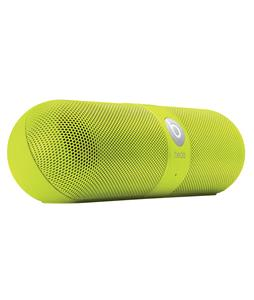 Beats Pill Speakers Neon Yellow