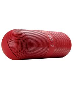 Beats Pill Speakers Red