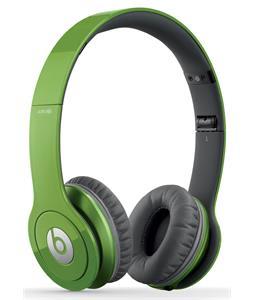 Beats SoloHD Headphones Green