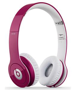 Beats SoloHD Headphones Pink