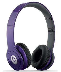 Beats SoloHD Headphones Purple