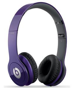 Beats SoloHD Headphones Purple