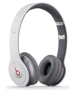 Beats SoloHD Headphones White